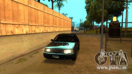 Audi 100 C4 1994 für GTA San Andreas