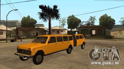 VAZ 2131 Hyper pour GTA San Andreas