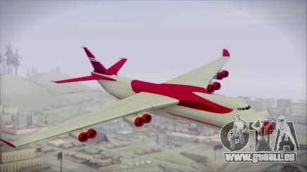 GTA 5 Cargo Plane für GTA San Andreas
