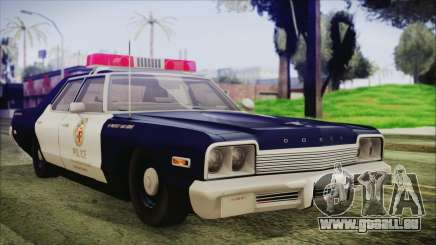 Dodge Monaco 1974 LSPD General Duties Unit pour GTA San Andreas