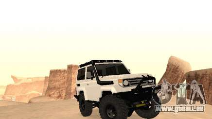 Toyota Machito Off-Road (IVF) 2009 für GTA San Andreas
