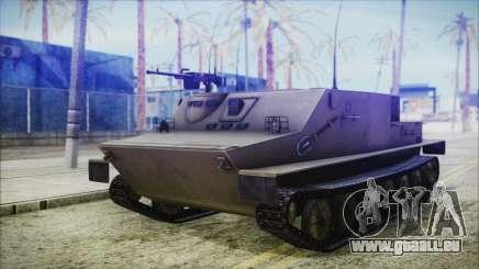 BTR-50 für GTA San Andreas