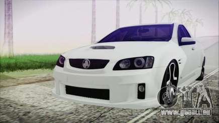 Holden Commodore SS Ute 2012 pour GTA San Andreas