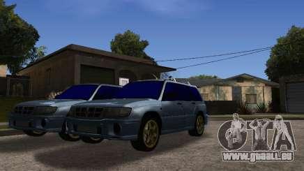 Subaru Forester 1998 für GTA San Andreas