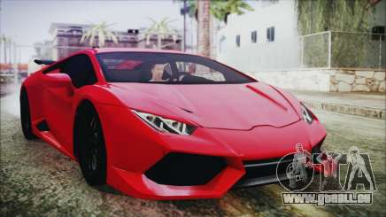 Lamborghini Huracan LP610-4 Novitec Torado 2015 pour GTA San Andreas