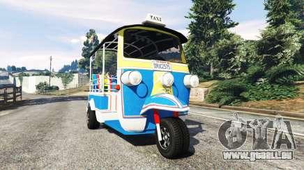Tuk-Tuk pour GTA 5