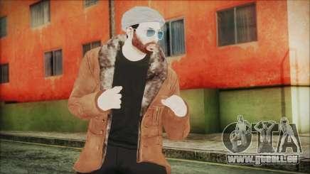 GTA Online Skin 30 pour GTA San Andreas