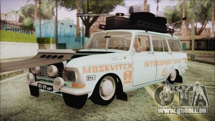 Moskvich 427 Rallye v0.5 pour GTA San Andreas