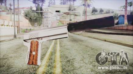 Wildey Magnum pour GTA San Andreas