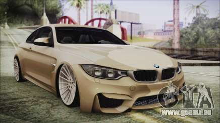 BMW M4 Coupe für GTA San Andreas