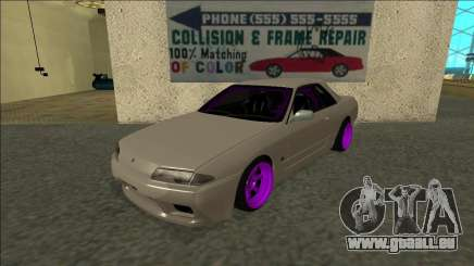 Nissan Skyline R32 Drift für GTA San Andreas