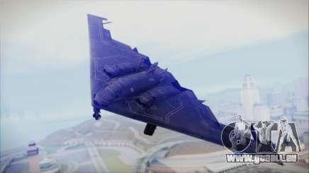 B-2A Spirit Stealth Bomber pour GTA San Andreas