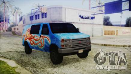 GTA 5 Bravado Paradise Octopus Artwork pour GTA San Andreas