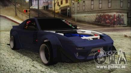 Nissan 180SX Rocket Bunny Edition pour GTA San Andreas
