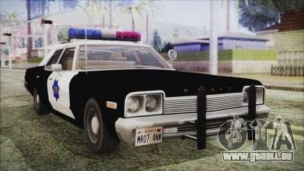 Dodge Monaco 1974 SFPD pour GTA San Andreas