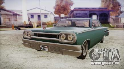 GTA 5 Declasse Clean Voodoo IVF pour GTA San Andreas