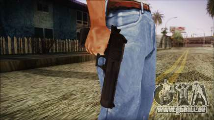 PayDay 2 Deagle pour GTA San Andreas