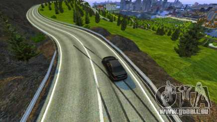 Stilfser Joch-Track für GTA 4
