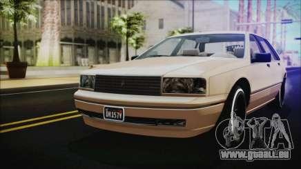 GTA 5 Albany Primo Custom IVF für GTA San Andreas