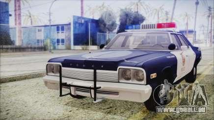 Dodge Monaco 1974 LSPD Highway Patrol Version für GTA San Andreas