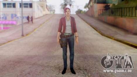 Jessica Jones Friend 1 für GTA San Andreas zweiten Screenshot