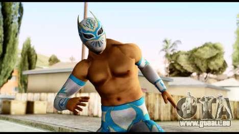 WWE Sin Cara für GTA San Andreas