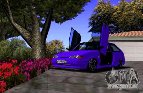 VAZ 2113 KBR pour GTA San Andreas