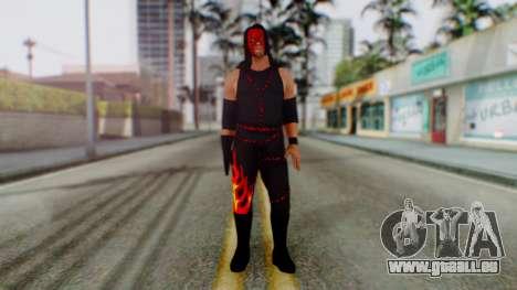 WWE Kane pour GTA San Andreas deuxième écran