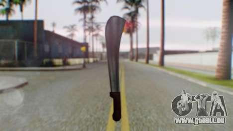 Vice City Machete für GTA San Andreas zweiten Screenshot