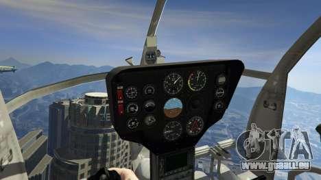 GTA 5 Hughes OH-6 Cayuse fünfter Screenshot