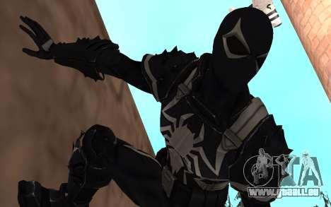 Agent de Venin par Robinosuke pour GTA San Andreas