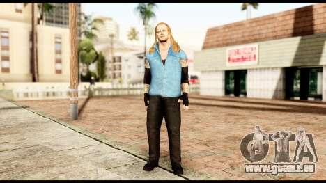 WWE UAB pour GTA San Andreas deuxième écran