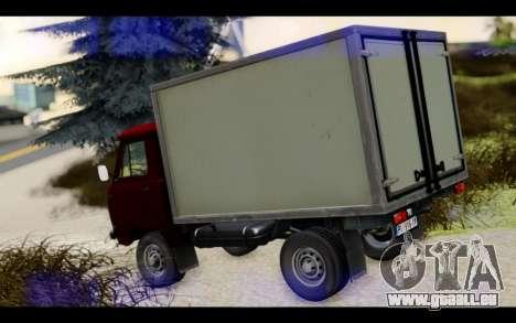 UAZ 3303B pour GTA San Andreas laissé vue
