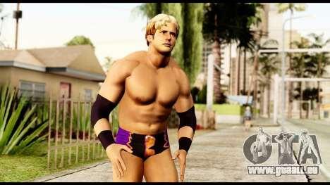 Zack Ryder 1 pour GTA San Andreas
