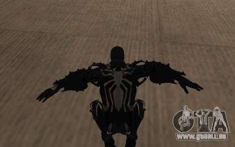 Agent de Venin par Robinosuke pour GTA San Andreas cinquième écran