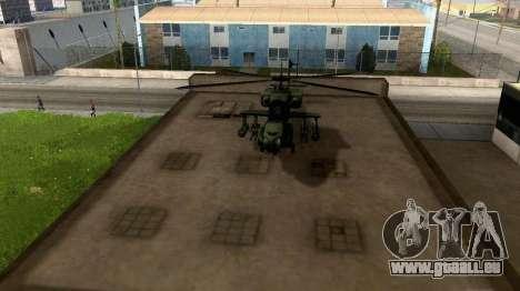 New Grove Street vehicles für GTA San Andreas zweiten Screenshot