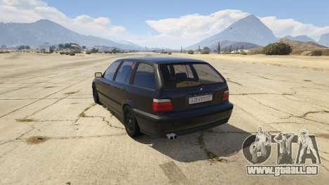 BMW M3 E36 Touring für GTA 5