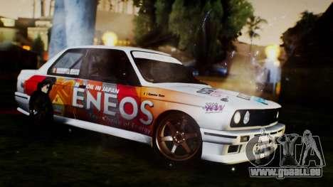 BMW M3 E30 Ramona Rusu für GTA San Andreas
