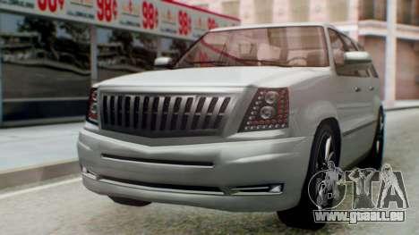 GTA 5 Albany Cavalcade II für GTA San Andreas