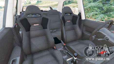 Mitsubishi Lancer Evolution VIII MR für GTA 5