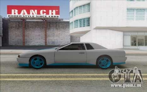 Elegy Drift King GT-1 [2.0] für GTA San Andreas rechten Ansicht