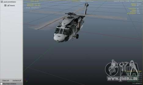 GTA 5 MH-60S Knighthawk neunter Screenshot
