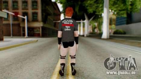 Sheamus 1 pour GTA San Andreas troisième écran