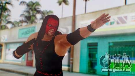 WWE Kane pour GTA San Andreas