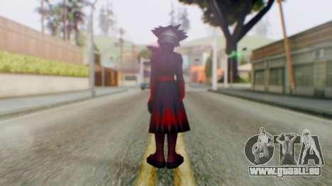 KHBBS - Vanitas pour GTA San Andreas troisième écran