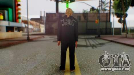 Mr Perfect für GTA San Andreas dritten Screenshot