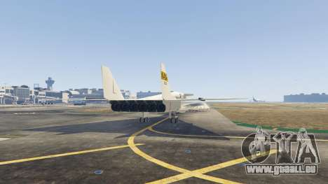 GTA 5 XB-70 Valkyrie vierten Screenshot