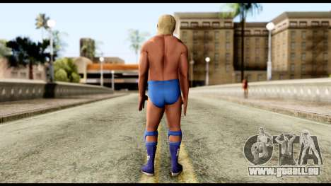WWE Ric Flair pour GTA San Andreas troisième écran