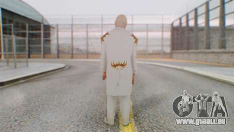 Bobby Heenan für GTA San Andreas dritten Screenshot