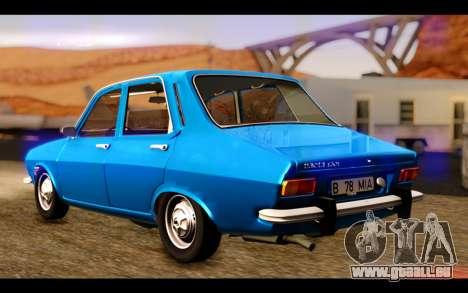 Dacia 1300 1969 für GTA San Andreas linke Ansicht